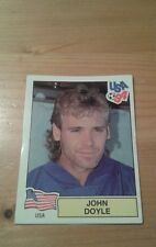 N°18 JOHN DOYLE # USA PANINI USA 94 WORLD CUP ORIGINAL 1994