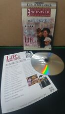 Life Is Beautiful (Dvd, 1999) - Tested