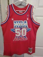 NBA All Star 1991 Game David Robinson Mitchell & Ness Swingman Jersey