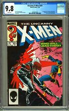 UNCANNY X-MEN #201 - CGC 9.8 - WP - NM/MT - 1ST CABLE AS BABY NATHAN