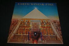 "Earth Wind & Fire ALL N ALL JC 34905 1977 + 30"" x 40"" poster RIP Maurice White"