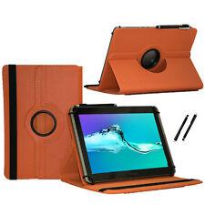 """Schutzhülle für Samsung Galaxy Tab 2 P5110 Tablet Case 10.1"""" 360 Orange"""