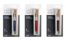 Parker-Jotter Standard CT Ball Point Pen BP ( Colour - Red, Black, Blue ) F/Ship
