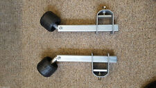 1 Paar Brenderup Bootsanhänger Einzelstützen,Stützrollen Sliprollen Basic600 650