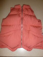 One Kid Childrens Kids Girls Pink Vest Puffer Goose Down sz 4T Toddler