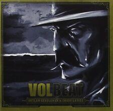 VOLBEAT CD - OUTLAW GENTLEMEN & SHADY LADIES (2013) - NEW UNOPENED - ROCK METAL