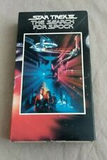 Star Trek III: The Search for Spock (VHS, 1996)