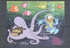 (851768) Disney, Snail, Octopus, Saint Vincent - Gren. -