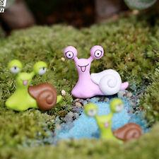 Craft Miniature Fairy Garden Terrarium Figurine Ornament Bonsai Various DIY Set 2pcs 2.5cm Blue Lollipop