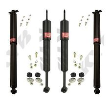 KYB EXCEL-G GAS SHOCKS STRUTS FRONT & REAR MAZDA B3000 B4000 4X4 SET OF 4