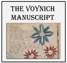 The Mysterious Voynich Manuscript on DVD - Medieval Mystery Secret Code Book 68
