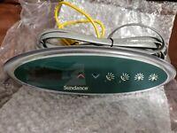 SUNDANCE SPAS - Topside Control Panel 6600-063