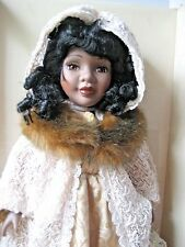Dan Dee's Collector's Choice Limited Edition African American Porcelain Doll NIB