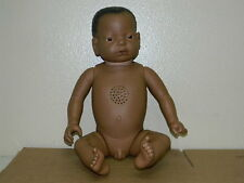 REALITY WORKS REAL CARE BABY 2 AFRICAN MALE SCHOOL SIMULATOR MANIKIN CHILD