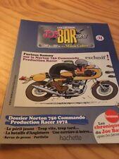 Joe Bar Team n° 31  collection moto revue magazine 50's 80's les motos cultes