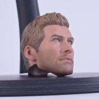"Jake Gyllenhaal 1/6 Scale A02 Male PVC Head Sculpt for 12"" Body Action Figure"