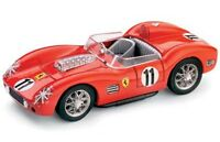BRUMM R93 FERRARI 250 TESTA ROSSA 59 diecast model racing car red 1960 1:43