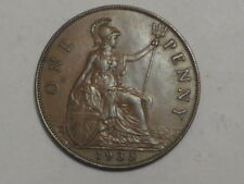 Penny Britannia 1935 Great Britian George V