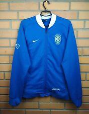 Brazil training jacket top size XL soccer football Nike