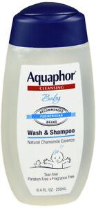 Aquaphor Baby Gentle Wash & Shampoo, 8.4 oz