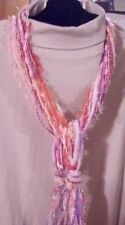 Yarn & Ribbon Scarf Chic and Trendy  singles and Boutique store shop lot