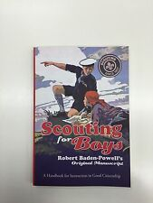 Scouting for Boys: Robert Baden-Powell's Original Manuscript
