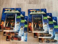 Hotwheels AcceleRacers Metal Maniacs 6 of 9 Car Set 4,4,5,8,9,9