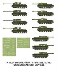Montex Super Mask 1:35 ISU-122S/152 for Dragon/Eastern Express #K35004