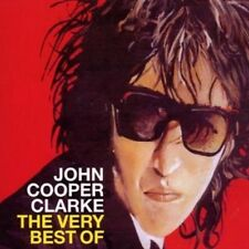 John Cooper Clarke Very Best of CD 20 Track (5063432) European Epic 2002