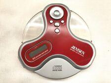 Jensen CD-600 Sport CD Player CD-R/RW Anti Skip Black NO HEADPHONES