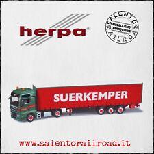 "HERPA 301879 MAN TRUCK ""SUERKEMPER"" - 1/87"