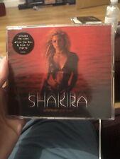 Shakira - Whenever Wherever - Id6224z - Cd Single Uk 2002
