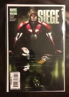 Siege issue #1 1:25 Dell Otto Variant VF/NM Marvel Bendis Coipel