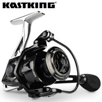 KastKing MegaTron Spinning Reel Saltwater & Freshwater over 45 LB Drag Lure Reel