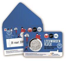 Nederland 5 euro 2018 Leeuwarden Vijfje Eerste Dag Uitgifte - Netherlands coin