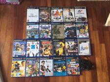 PACK 21 JUEGOS PS2 (PAL/ESPAÑA) INCLUYEN MANUAL Y COMO NUEVOS.