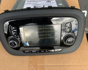 FIAT 500X RADIO 03/08- 17 PN 07356050970