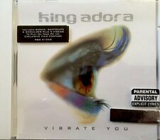King Adora - Vibrate You (2001) Special Ed Enhanced With 5 Videos & Bonus Tracks
