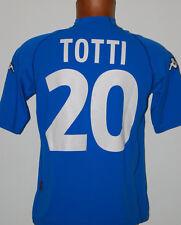 MAGLIA TOTTI KAPPA ITALIA EURO 2000 MINT L 20 no MATCH WORN SHIRT CAMISETA rare
