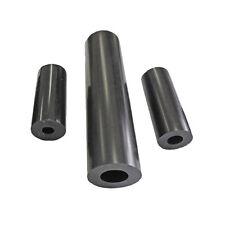 10 Black Plastic Spacers (LDPE) 1.00