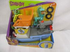 Fisher price Imaginext Scooby Doo Ocean Boat Sea Monster gill man Pirate NEW toy