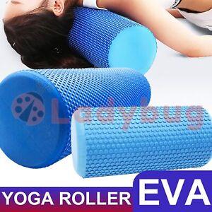 EVA Yoga Foam Roller Physio Back Training Pilates GYM Home Back Exercise Massage