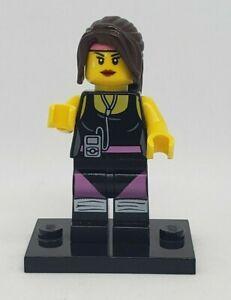 Lego Cardio Carrie 70804 Movie Minifigure