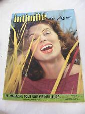 Revista Intimité de la Hogar Nº615 Novela Fotos