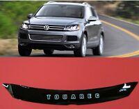 Hood Deflector Protector Bonnet Guard VW Touareg 2010-2017 Brand New