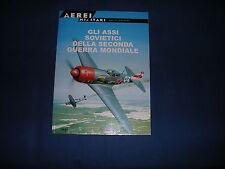 Gli assi sovietici della seconda guerra mondiale Osprey Aviation Del Prado