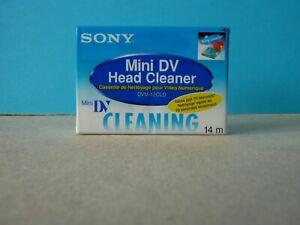 Cassette de nettoyage  SONY Mini DV  neuve