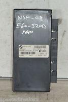 BMW 5 Series Body Control Unit 6135 9167202 E60 520D Body Control Module 2008