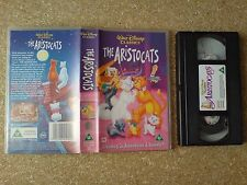 WALT DISNEY CLASSICS - THE ARISTOCATS - VHS NO 2