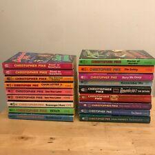 **Pick 2** vintage Christopher Pike paperbacks